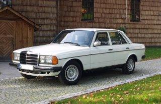Klasyczne Mercedesy Częstochowa