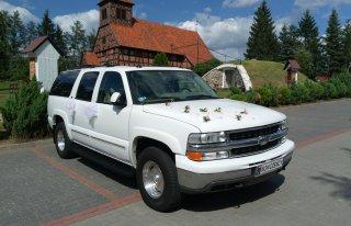 Autem do ślubu Suburban2004 Elblag