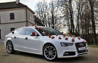 Audi A5 S-Line białe Krosno/Jasło/ do100km od Krosna Krosno