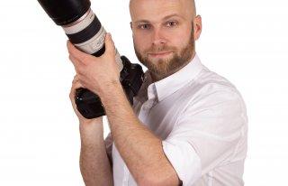 Fotograf z ulicy Brzegowej Strzelin