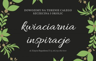 Kwiaciarnia Inspiracje Szczecin