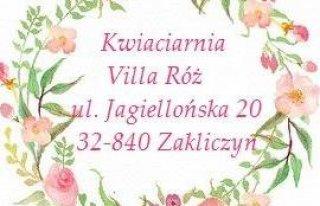 Kwiaciarnia Villa Róż Zakliczyn