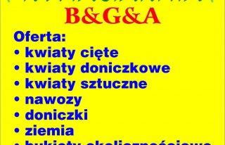 Kwiaciarnia B&G&A Starachowice