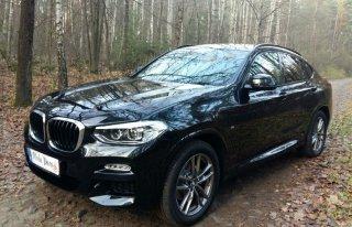 Najnowsze BMW X4 M do Ślubu Białystok Białystok