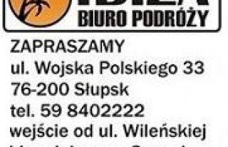 IBIZA Biuro Podróży Słupsk