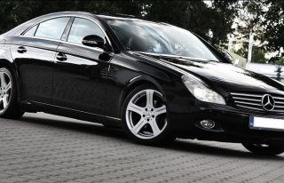 Mercedes CLS Radom