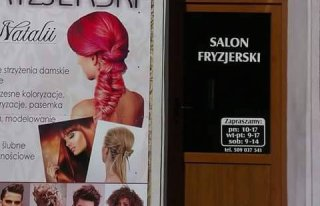 "Salon Fryzjerski ""Natalii"" Turek"