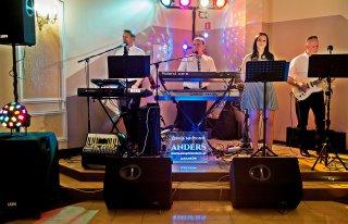 Zespół muzyczny ANDERS  Augustów