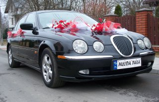 Auto do ślubu-Jaguar S-Type Suchowola