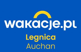 Wakacje.pl - Legnica Auchan Legnica