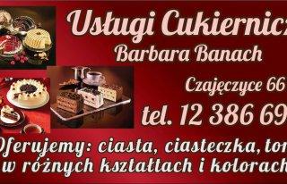 Usługi Cukiernicze Barbara Banach Proszowice