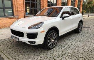 *Ekskluzywne nowe Porsche Cayenne ze szklanym dachem* Łódź