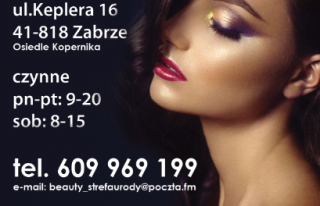 Beauty- strefa urody Zabrze