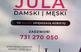"""Salon Fryzjerski """"Jula"""" Stalowa Wola"""
