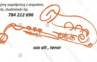 saksofonista na wesele i nie tylko Sandomierz