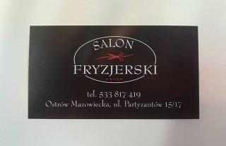 Salon Fryzjerski Ostrów Mazowiecka