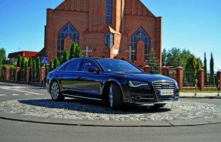 Auto do ślubu Kalisz