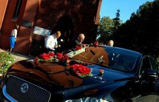 do Ślubu JAGUAR XJL-Long 2012 WYNAJEM TANIO JEDYNY W PL Cieszyn