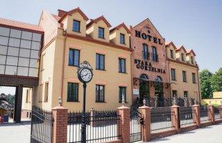 Stylowa  sala bankietowa Licheń Stary - hotel Stara Gorzelnia Licheń Stary