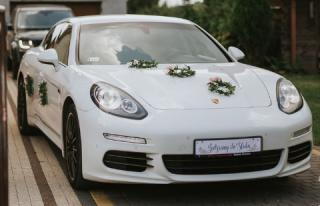 Porsche Panamera do ślubu Turek