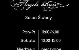 Angelo bianco Salon slubny Warszawa