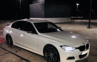 BMW M PAKIET biała do ślubu - ślub wesele Wrocław Wrocław
