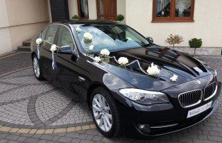 BMW 5  X-Drive Czarna Perła Wolny  2018 Łódź