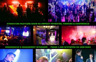 VOCART Cover Band & DJ - Koncertowy Poziom Wesel Warszawa