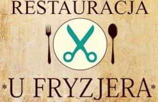 Restauracja 'U Fryzjera' Kazimierz Dolny