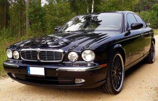 Jaguar XJ350 4.2 V8 , przewozy okolicznościowe KOSZĘCIN