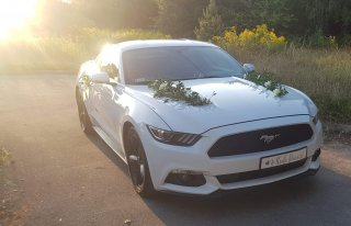 Auto do ślubu / wynajęcia Ford Mustang  Kielce