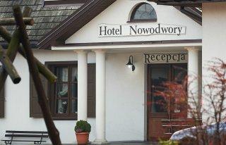 Hotel Nowodwory Ciechanowiec