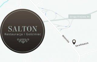 Restauracja i Gościniec Salton Bochnia