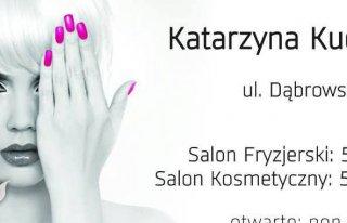 Salon fryzjersko-kosmetyczny Katarzyna Kuczewska Ełk