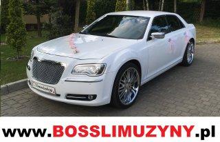 Chrysler 300C | Jaguar | Limuzyny do ślubu Łódź Boss Limuzyny Łódź