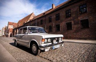 Ślub Latem? Wybierz podróż Dużym Fiatem! 125p,126p do ślubu Elblag