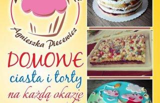 """""""Słodki Świat, Domowe Wypieki Torty, Ciasta"""". Świdwin"""