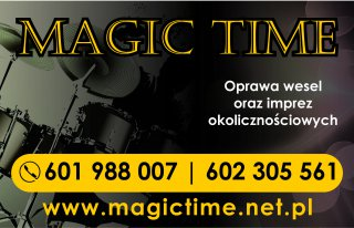 MAGIC TIME LUBACZÓW