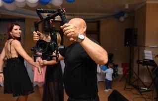 Tylko u NAS FILM + 3 TELEDYSKI + DRON GRATIS / 2 operatorów Kostrzyn nad Odrą