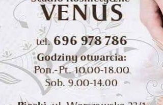 Gabinet Kosmetyczny Venus Piaski