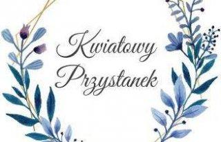 """Kwiaciarnia """"Kwiatowy Przystanek"""" Warszawa"""