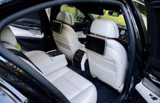 Luksusowa Limuzyna BMW serii 7 do Ślubu i nie tylko | Wolne Terminy Kraków