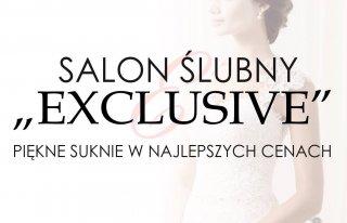 """Salon Ślubny """"Exclusive""""- Nieczynny do odwołania Pruszcz Gdański"""