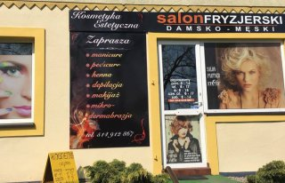 """Salon Fryzjersko-kosmetyczny """"Uroda"""" Pszczyna"""