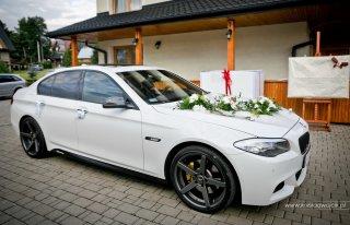 BIAŁE BMW F10 MAŁOPOLSKA KRAKÓW