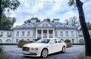 Bentley, Maserati, Jaguar, Excalibur-Najlepsze auta do ślubu na rynku łódź
