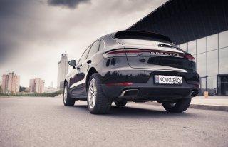 Porsche Macan Auto ślub Mysłowice