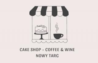Od Jajeczka Do Ciasteczka Nowy Targ /Cake Shop - Coffee & Wine Nowy Targ