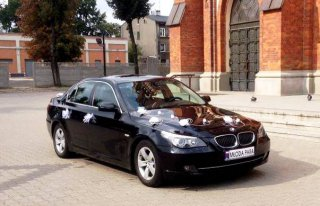 BMW E60 TANIO  Pabianice