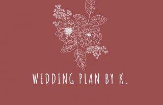 Wedding plan by K. Warszawa